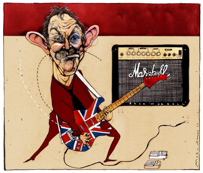 Tony Blair / The Times