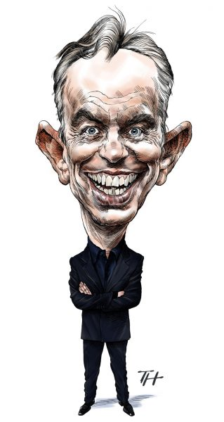 Tony Blair/ Washington Post