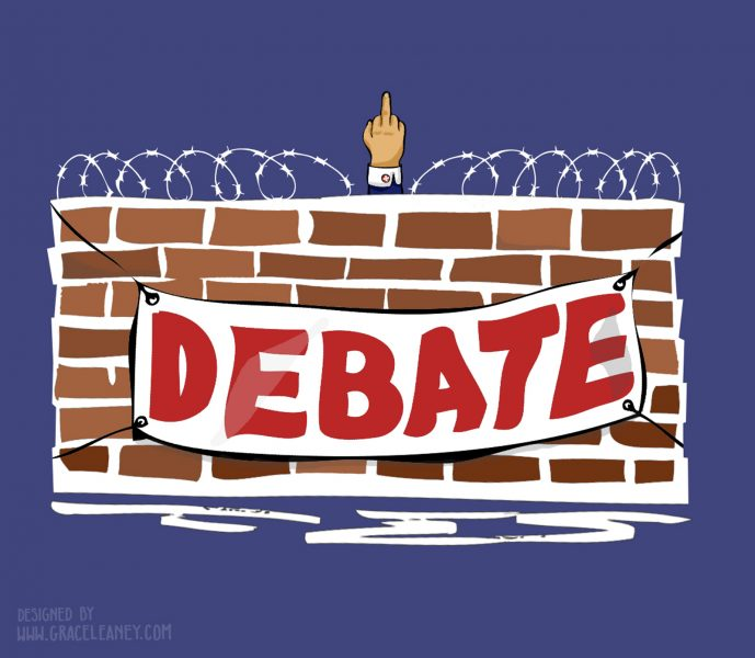 Trump Debate Tactic