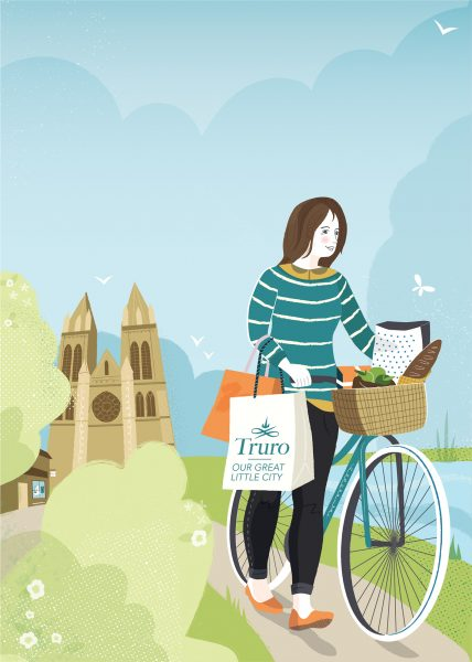 Truro Spring Guide Front Cover