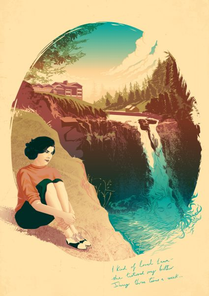 Twin Peaks Revisited: Audrey Horne