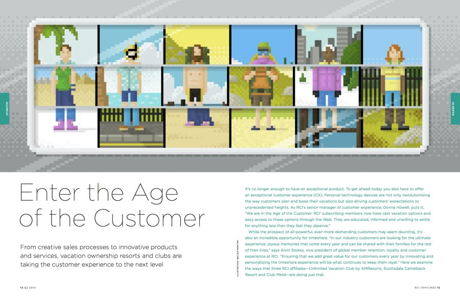 Ventures - Age of the Customer