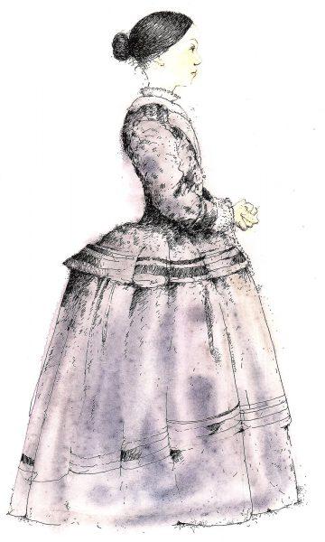 Victorian Woman
