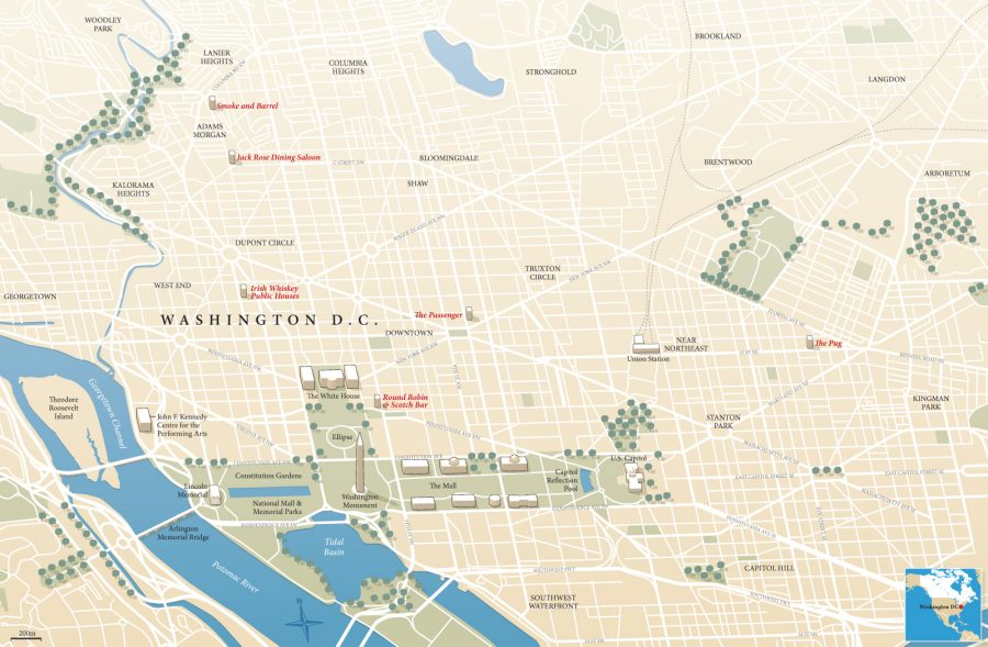 Washington City Guide