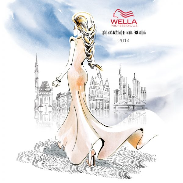 Wella - Cover of the booklet