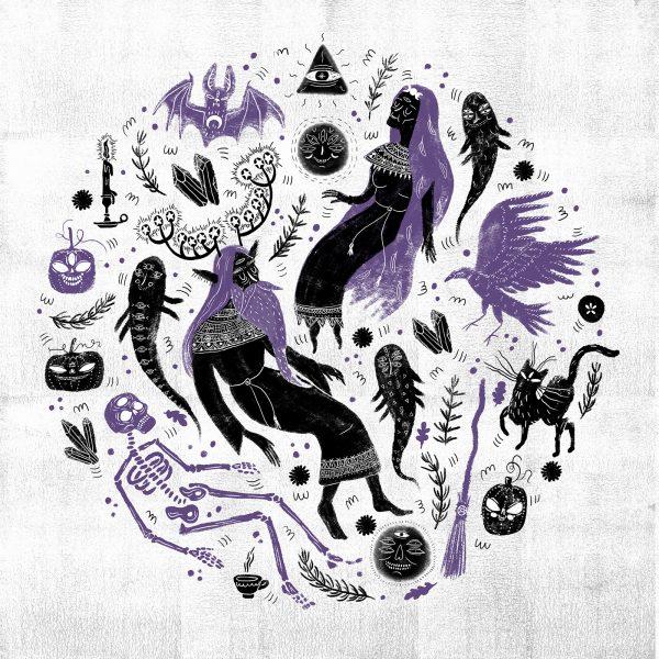 Wheel of the Year - Samhain