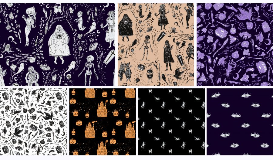 Witchy Pattern Collection