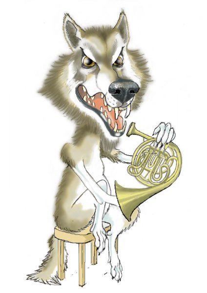 Wolf musician