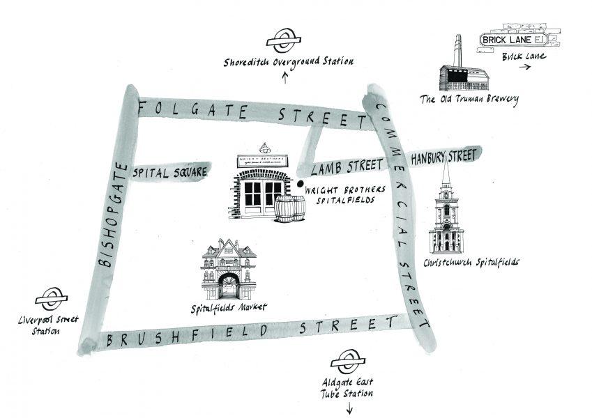 Wright Brothers Spitalfields