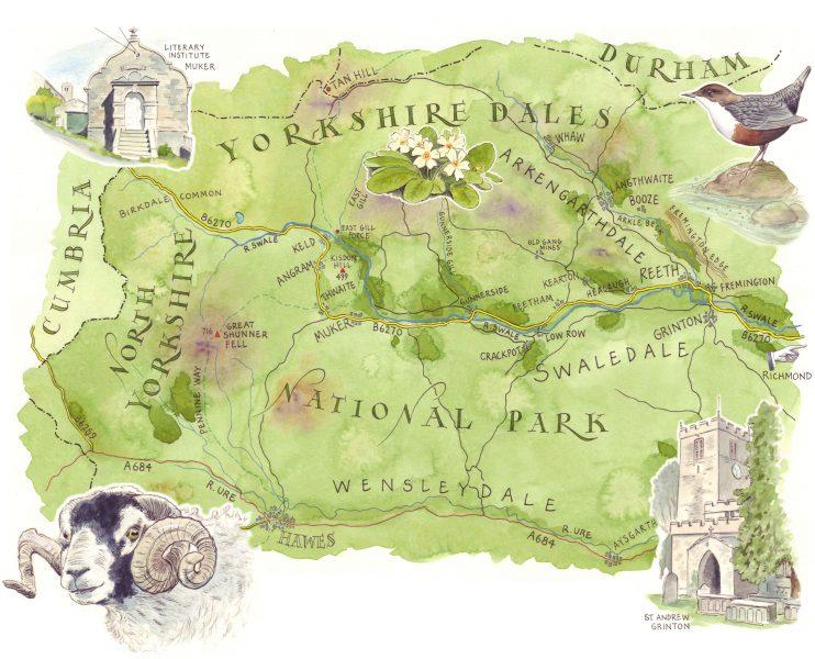 Yorkshire Dales - BBC Countryfile Magazine