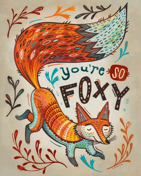 You're So Foxy