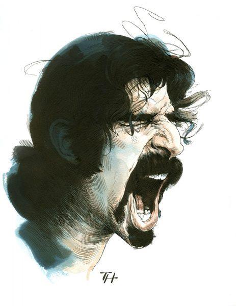 Zappa / Word magazine