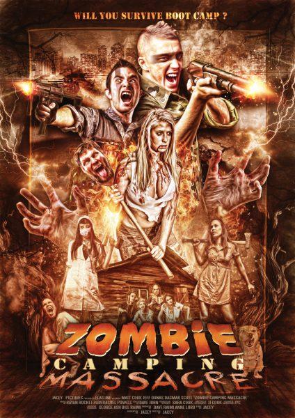 Zombie Camping Massacre