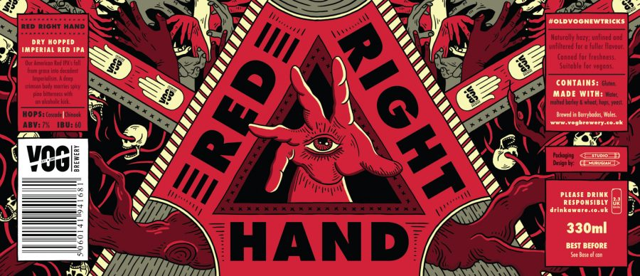 Red Right Hand / Vog Brewery