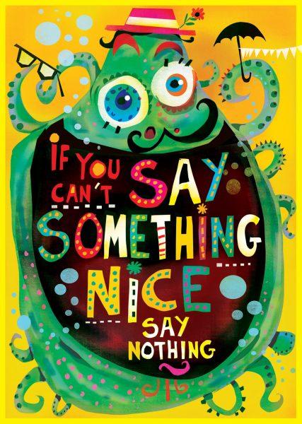 Say Something Nice Lee Hodges