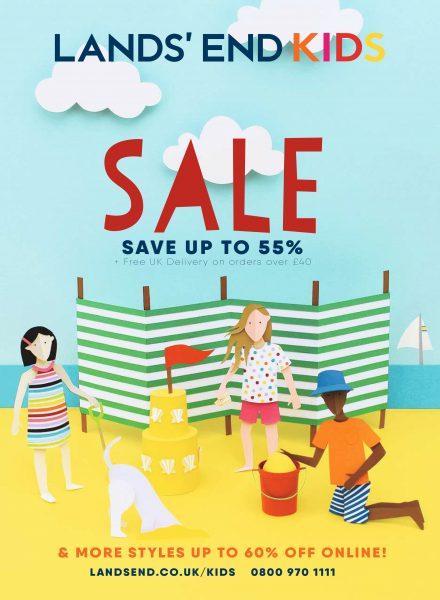 Summer Sale KIDS | Lands' End 2017