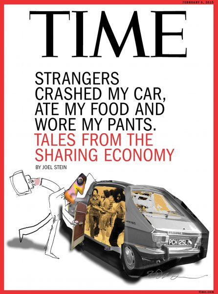Tales from the sharing economy