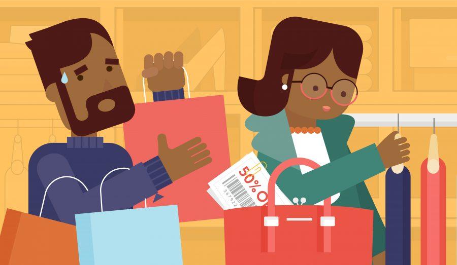 Thanksgiving Shopping, Waze