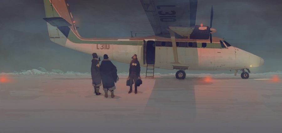 The Last Plane Out Of Here