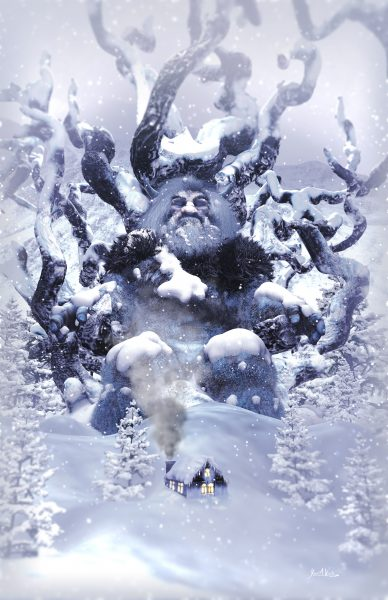 The Lost Frost Giant King