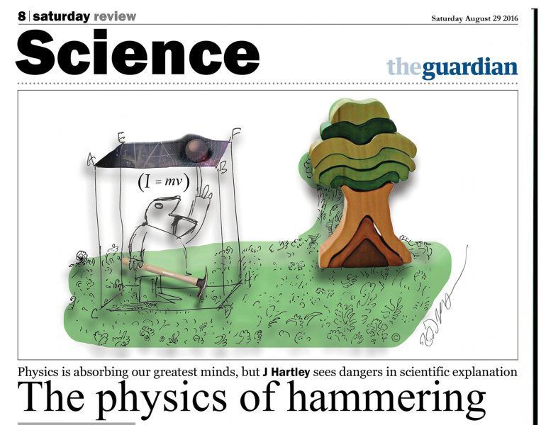 The physics of hammering
