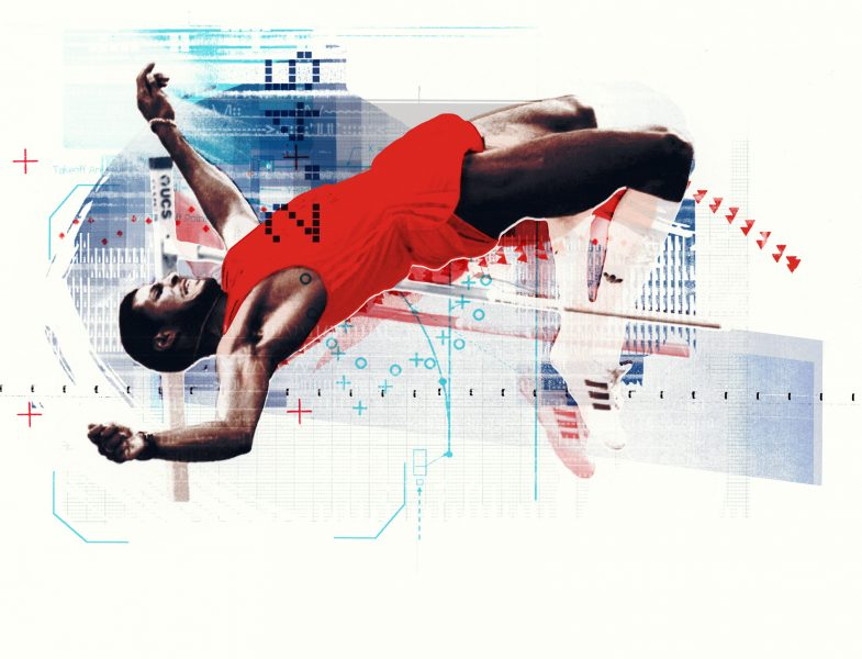 The Red Bulletin: High Jumper
