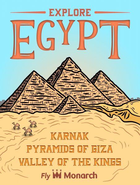 Travel Poster - Egypt