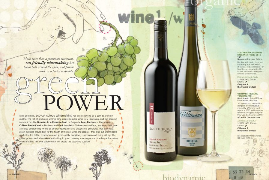 Wine: Green power